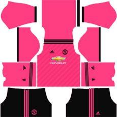 kit dls mancester united 2019 terbaru dls 18 kits manchester united 201819 manchester united 2018 19 adidas third kit 18 19 kits