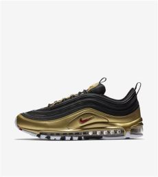 air max 97 plus black and gold nike air max 97 black metallic gold release date nike snkrs