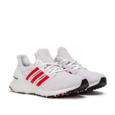adidas ultra boost white db3199 - Ultra Boost 40 White Red