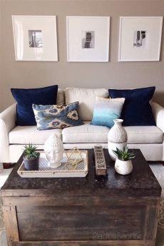 decoraci 243 n de salas de estar sencillas salas modernas y peque 241 as 2018 - Decoracion Para Salas Pequenas Y Sencillas