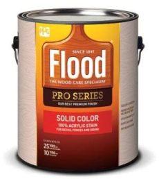 flood pro series solid color stain ppg paints - Flood Pro Stain Colors