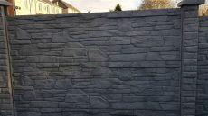 concrete fence panels cost uk decorative concrete fence panels www eurofence uk