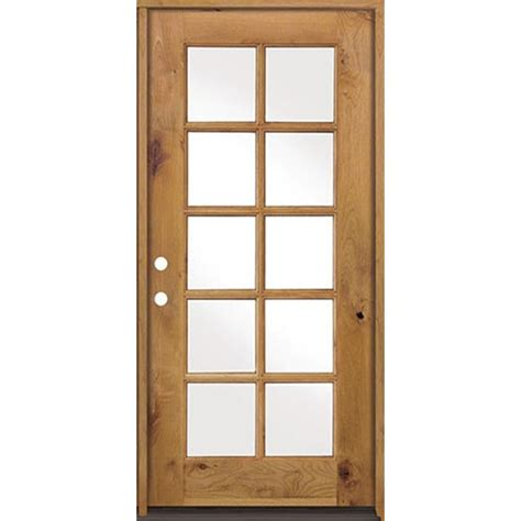 krosswood doors 32 80 classic french alder 10