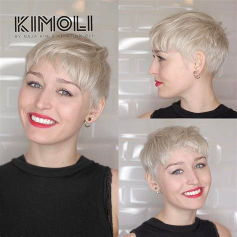 30 cute pixie cuts short hairstyles oval faces