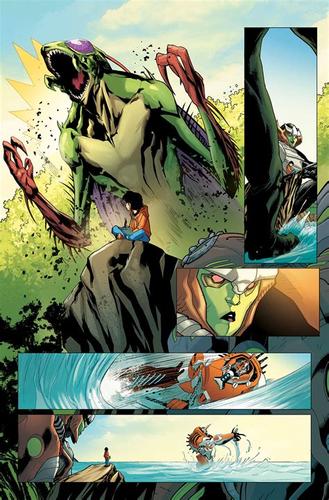 monsters unleashed 1 preview comics news