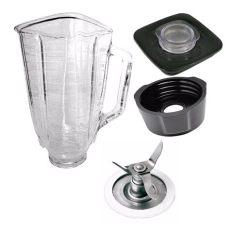 vasos de vidrio para licuadora oster vaso de vidrio con accesorios licuadora osterizer oster 185 00 en mercado libre