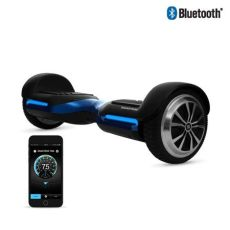 swagtron hoverboard t580 troubleshooting swagtron t580 hoverboard with bluetooth speakers app enabled self balancing scooter blue