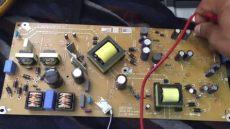 como reparar tv led philips reparaci 243 n tv led lcd no enciende reparar tarjeta de fuente power supply led parpadea