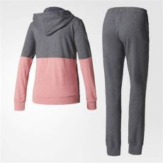 grey adidas tracksuit bottoms womens adidas marker womens pink grey hoodie sports top bottoms running tracksuit