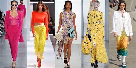 elle guide biggest fashion trends spring 2019