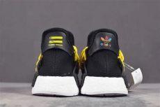 pw hu holi nmd mc black adidas originals pw hu holi nmd mc black yellow for sale