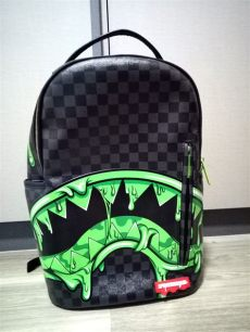supreme bape sprayground backpack bape shark backpack black sante