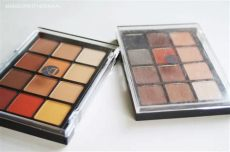 viseart palettes viseart warm matte palette makeup withdrawal