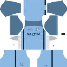manchester city kits 2016 2017 league soccer - Kit Dls Manchester City