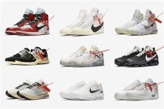 off white x nike shoes collection virgil abloh white x nike the ten release sneakers magazine