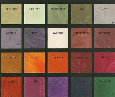 venetian colors venetian plaster tinted custom color