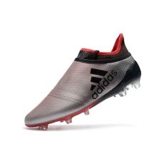 nuevas botas adidas x 2018 2018 botas de f 250 tbol adidas x 17 purespeed fg plateado rojo negro