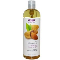now solutions almond oil now foods solutions sweet almond 16 fl oz 473 ml iherb