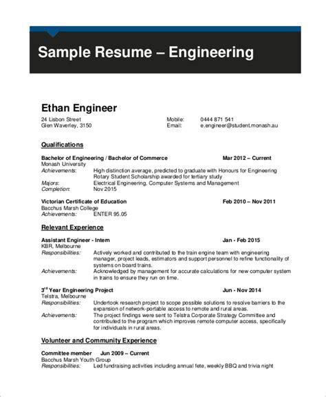 resume job 8 sles word doc