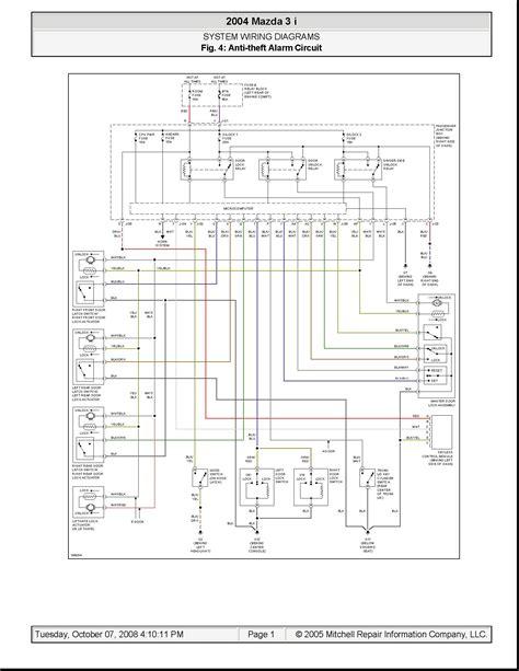2008 Mazda 3 Alarm Wiring Diagram.html