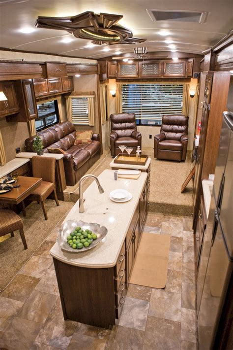 8 rv renovations amazing outdoor life rv interior