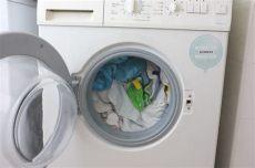 lavar los pa 241 ales aqu 237 en casa ecologicalkids - Lavadora Llena