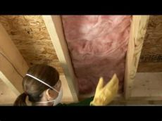 how do you insulate a crawl space with a dirt floor to add insulation to unconditioned crawl space