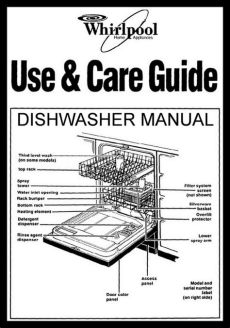 kitchenaid lavavajillas manual can you get a whirpool dishwasher owner s manual from the whirlpool website powerpointban web