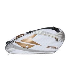 yonex lin dan special edition kit bag yonex badminton kit bag 14 dan special edition bt6 white buy at best price on snapdeal