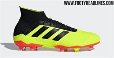 energy mode adidas predator 2018 world cup boots released footy headlines - Botines Adidas Predator 2018 Botitas