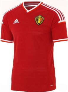 new adidas belgium 2014 15 kits released footy headlines - Kit Adidas