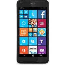 at t microsoft lumia 640 gophone smartphone black walmart - Telefonos Celulares Att