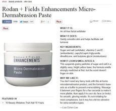 rodan fields microdermabrasion paste oh my skin is so soft www jgeran myrandf rodan - Microderm Paste Rodan And Fields
