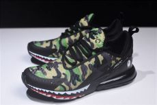 nike air max camouflage shoes bape x nike air max 270 camo mens running shoes ah6799 003 with sneaker