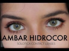 solotica hidrocor ambar on dark eyes solotica hidrocor ambar 10 coupon cats contact lenses review