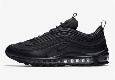 nike air max 97 plus black and gold nike air max 97 black gold reflective aa3985 001 sneaker bar detroit