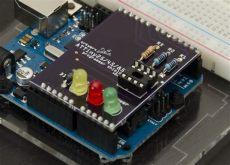 attiny85 45 25 programmer shield kit from orkwerx on tindie - Attiny85 Programmer Shield