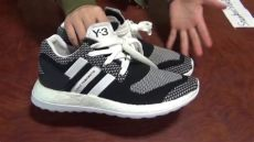 y3 pure boost sizing adidas y3 boost zg knit black white oreo aq5731 best version only from sneakershoebox ru