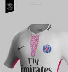 jersey kit dls 2019 psg psg concept design jersey kit maillot away 2018 2019 germain by kevin bertin nike