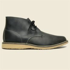 red wing weekender chukka charcoal wing leather weekender chukka charcoal in gray for lyst
