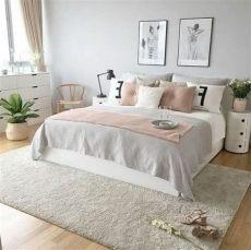 cuartos rosas modernos tonos que est 225 n de moda - Recamaras Blancas Con Rosa