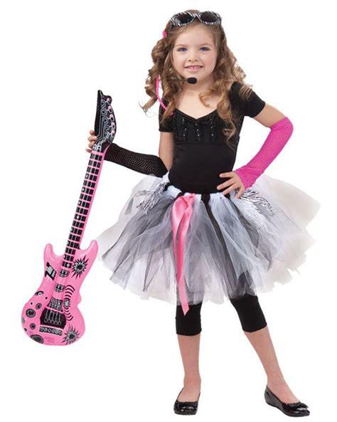 rock star outfits girls girls tutu rock star