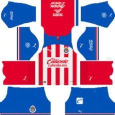 kit dls 2019 gojek chivas de guadalajara kits 2019 2020 league soccer