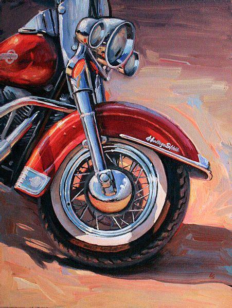 bikercraze motorcycle paintings motorcycle art painting motorbike art