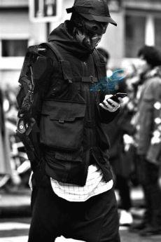 techwear maske techwear mask