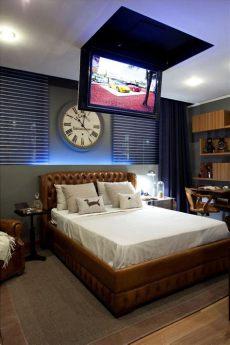 dormitorios para hombres dise 241 o de dormitorio para hombres decoraci 243 n de dormitorio para - Imagenes De Recamaras Para Ninos Hombres