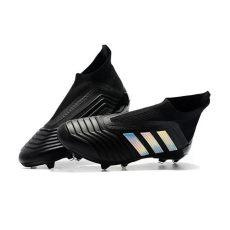 botines adidas predator 2018 botitas botas de futbol nuevas 2018 adidas predator 18 fg plata negra