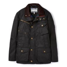 next mens wax jacket joules lockhart mens wax jacket t mens from cho fashion and lifestyle uk