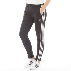 adidas black tracksuit bottoms womens buy adidas originals womens sst tracksuit bottoms black