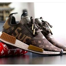jual adidas nmd r1 x supreme x lv di lapak marqces sneakers florencyachen - Nmd Lv X Supreme